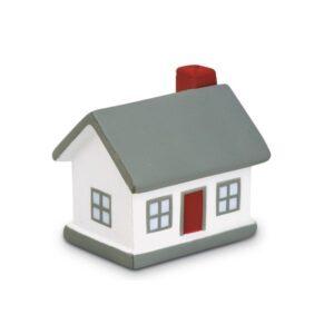 Gadget aziendali casa antistress personalizzabili
